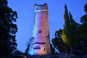 Bismarckturm in Burg