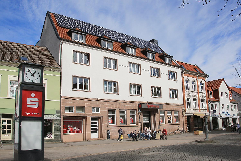 Sparkassen Geschäftsstelle Burg