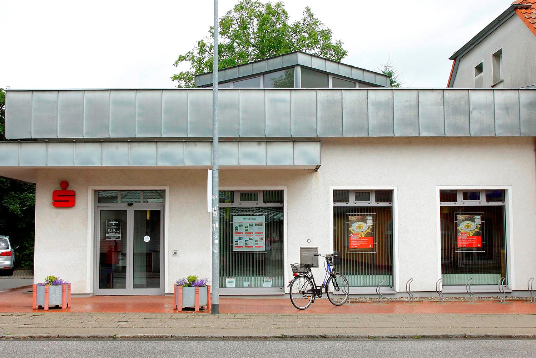 Sparkassen Geschäftsstelle Genthin-Nord
