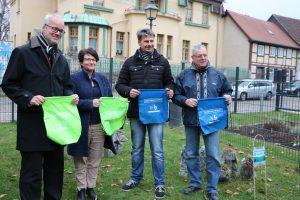 Gruppenfoto Sportverein Stadtwerke Burg