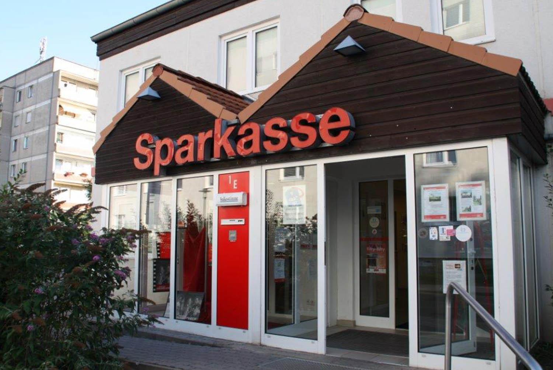 Sparkassen Geschäftsstelle Tucheim