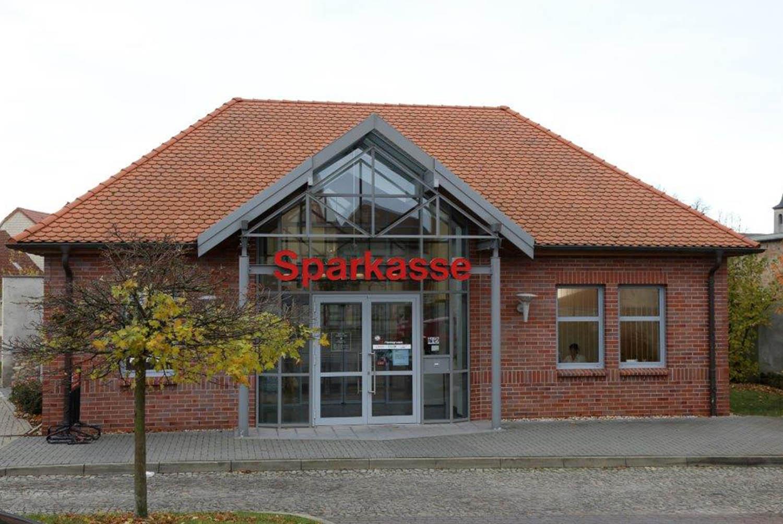 Sparkassen Geschäftsstelle Leitzkau